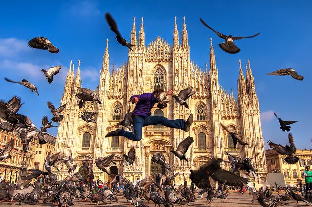 Milano din Bucuresti