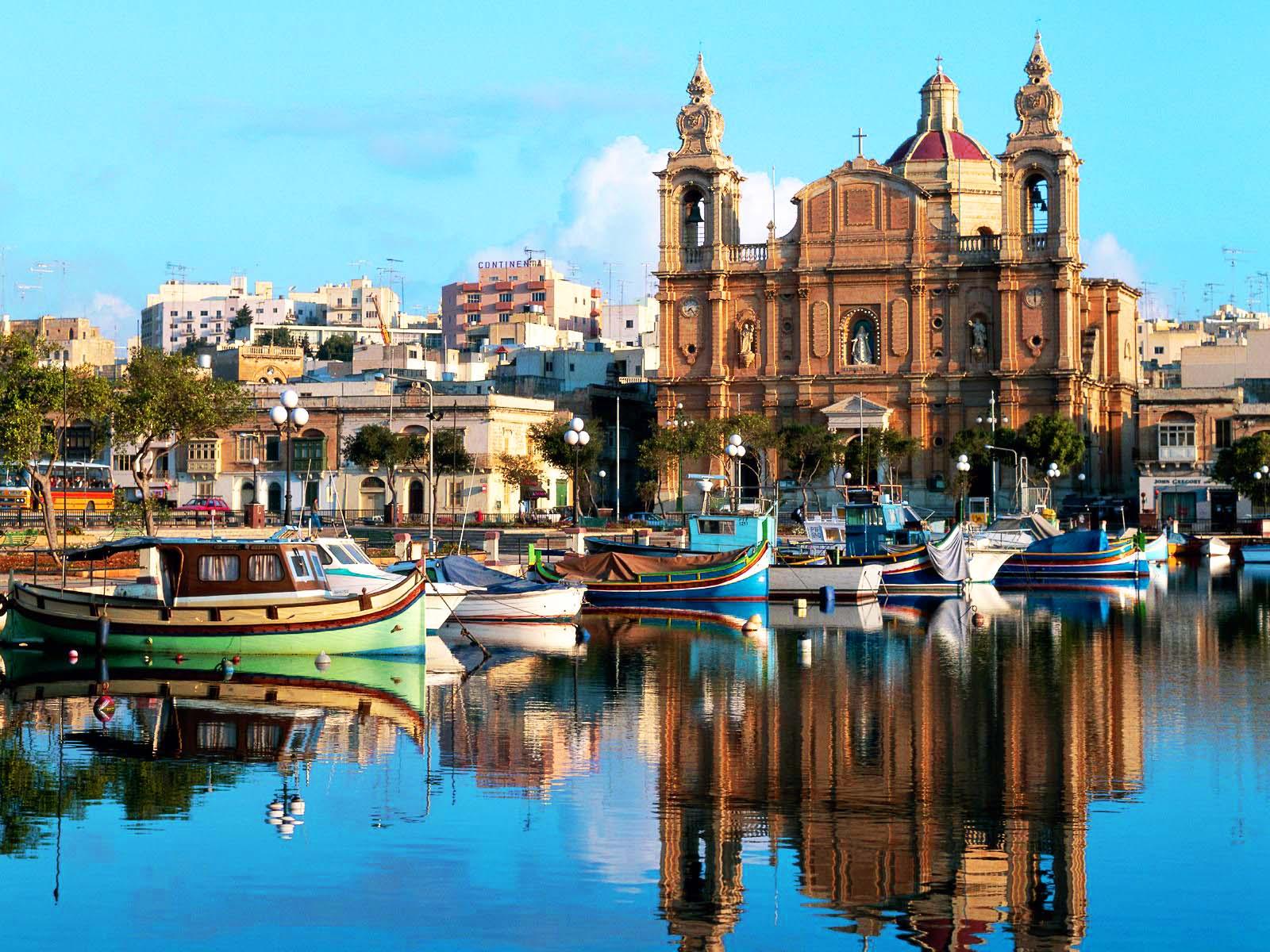 Malta din Bucuresti