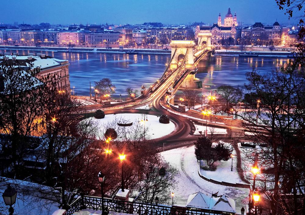 Super Reducere Piata de Craciun 3 nopti in Budapesta din Bucuresti de la 189 Euro/persoana!