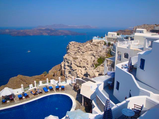 Super Oferta Honeymoon Charter Santorini din Bucuresti Septembrie 7 nopti de la 599 Euro/persoana!