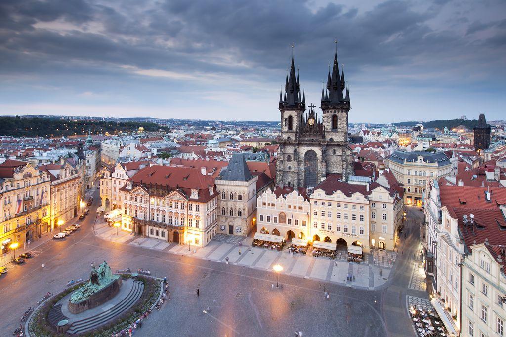 Praga oferta Tarom