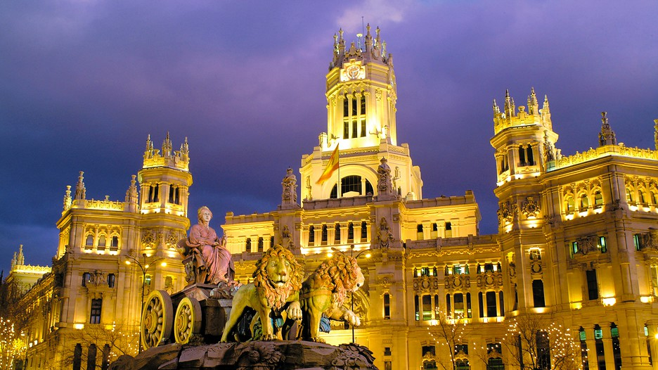 Super Reducere Revelion 2018 Madrid din Bucuresti 3 nopti de la 279 Euro/persoana!