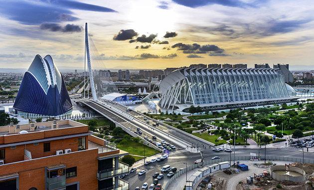 Super Reducere City Break Valencia din Bucuresti Octombrie 3 nopti de la 249 Euro/persoana!