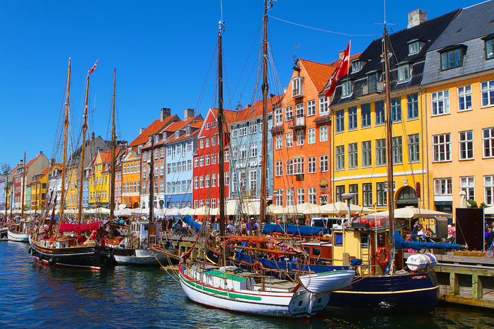 Super Reducere City Break Copenhaga din Bucuresti Februarie - Martie 2020 3 nopti de la doar 279 Euro pe persoana