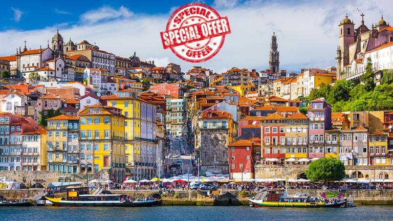 Super Reducere City Break Porto din Bucuresti Martie - Mai 3 nopti de la doar 349 Euro/persoana!