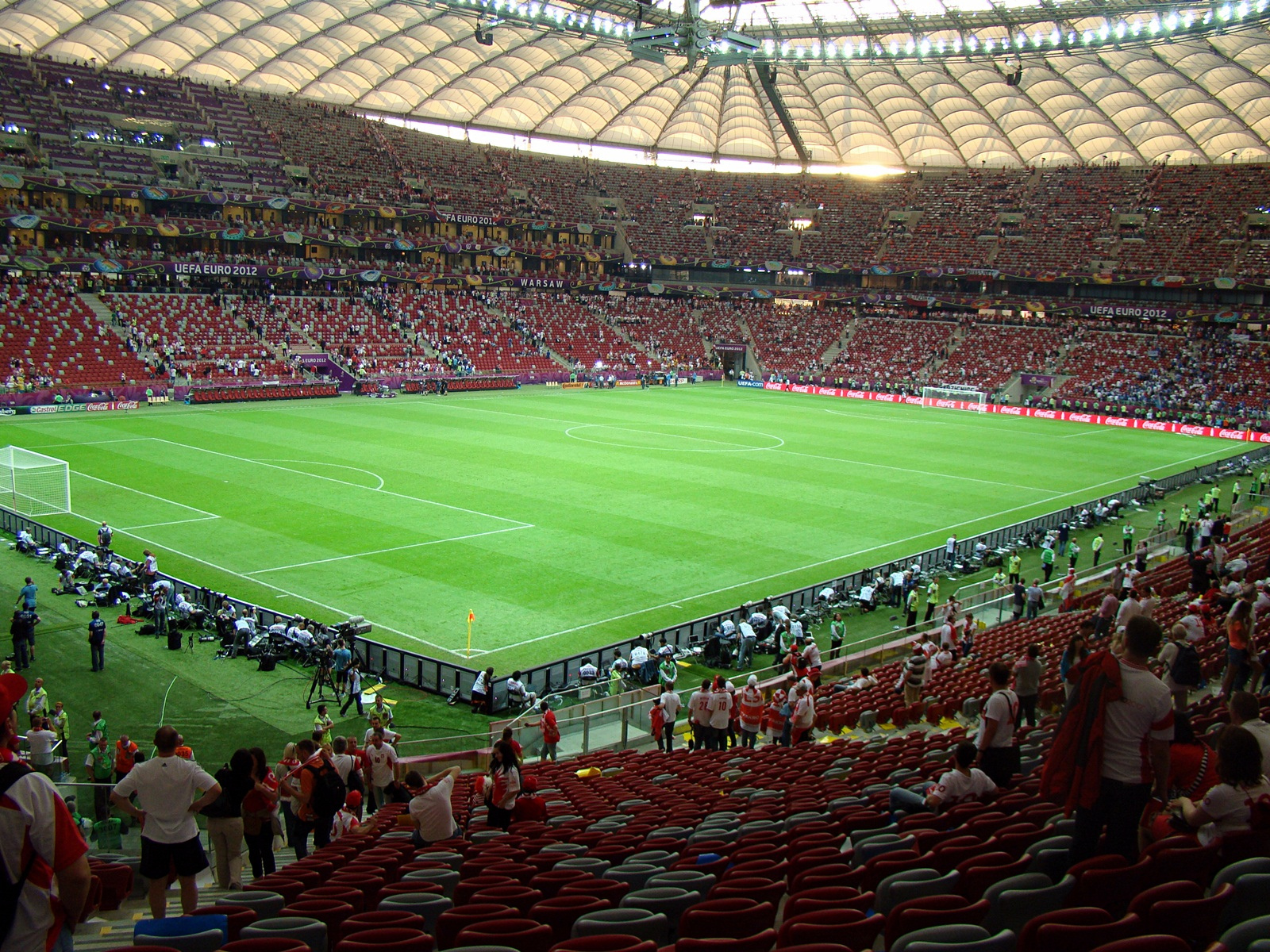 Fotbal Polonia - Romania