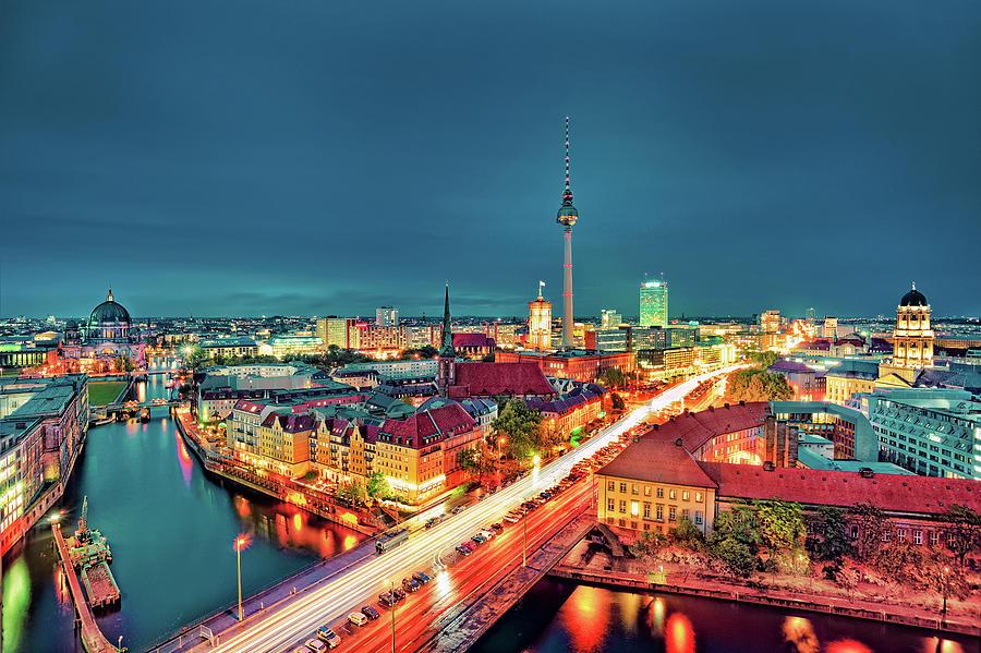 Super Reducere City Break Berlin din Bucuresti Octombrie - Noiembrie 3 nopti de la 169 Euro/persoana!