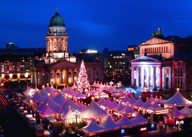 Super Reducere Piata de Craciun Berlin din Bucuresti 3 nopti de la 189 Euro/persoana!
