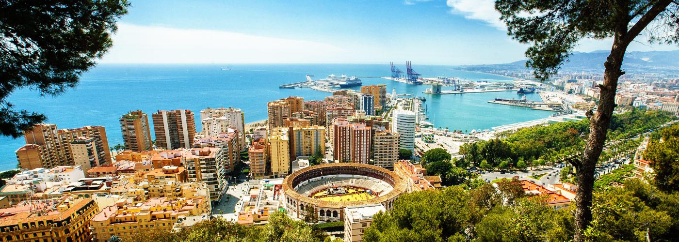 Super Reducere City Break Malaga din Bucuresti Noiembrie 3 nopti de la 269 Euro/persoana!
