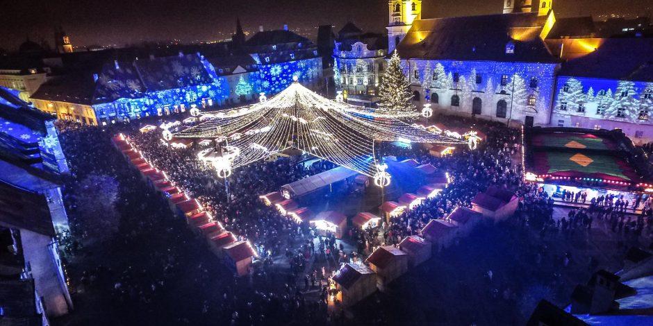 Sejur Piata de Craciun Sibiu