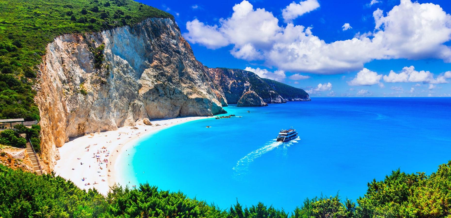 Super Reducere Early Booking Sejur Individual Grecia - Lefkada Hotel Vergina Star 3 * Iunie - August 5 nopti de la doar 119 Euro/persoana!