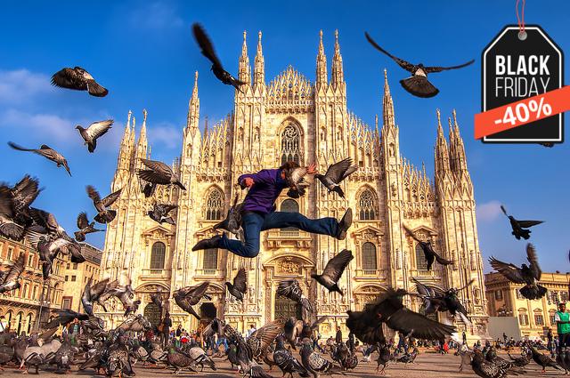 Super Reducere City Break Milano din Timisoara Ianuarie - Februarie 3 nopti de la 169 Euro/persoana!