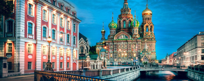 Super Reducere City Break Sankt Petersburg din Bucuresti Iulie -August 5 nopti de la 499 Euro/persoana!