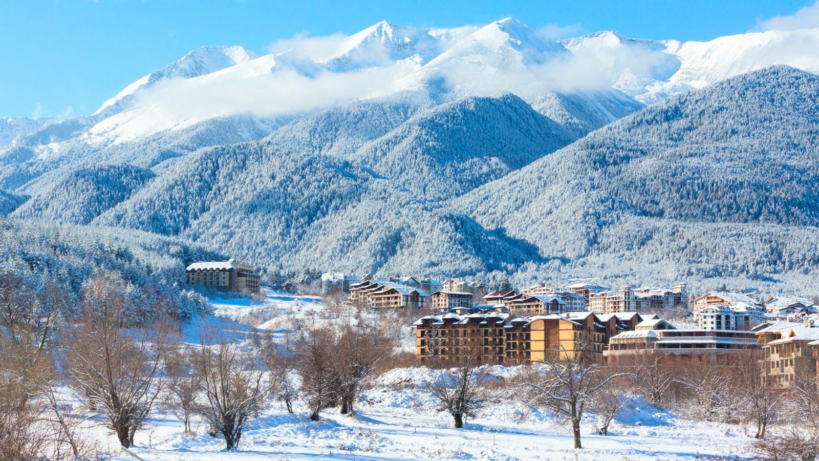 Super Reducere Sejur Ski in Bansko Ianuarie - Februarie 5 nopti de la doar 139 Euro/persoana!