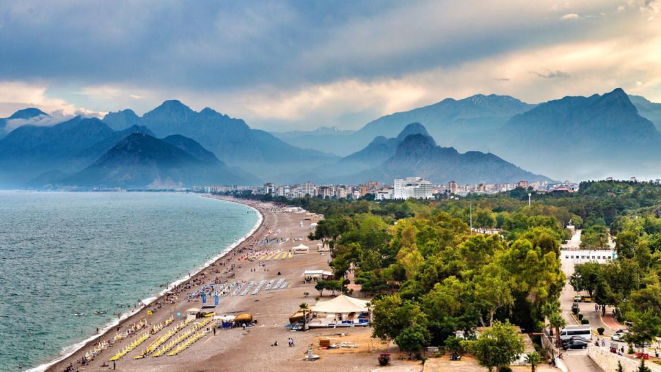 Super Reducere Early Booking Sejur Individual Antalya 5* AI Iunie - August de la doar 669 Euro/persoana!