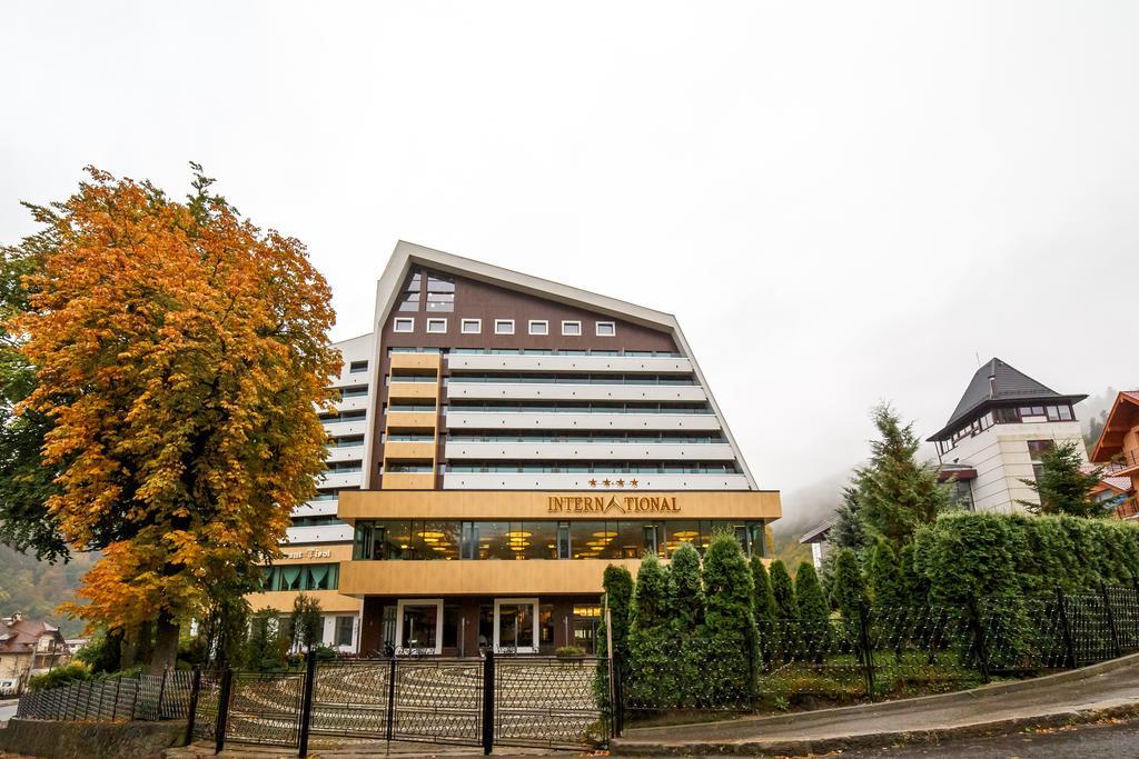 Super Reducere Sejur 1 Mai Sinaia 3 nopti cazare la Hotel International 4* de la doar 259 euro/persoana!