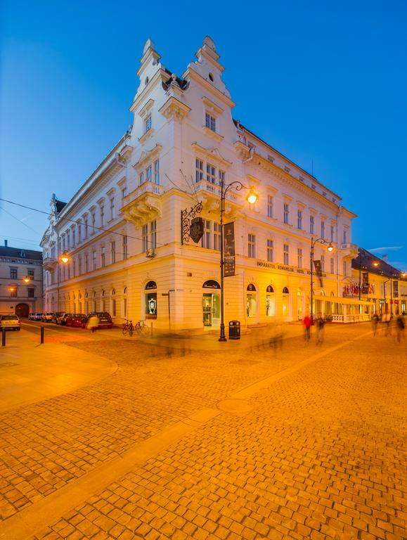 Super Reducere Sejur Sibiu 3 nopti cazare la hotel Imparatul Romanilor de la doar 169 euro/persoana!